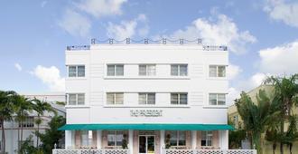 President Hotel - Miami Beach - Edifício