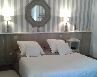 Chambres d'hôtes Au Bonheur de ce Monde - Boudreville - Bedroom