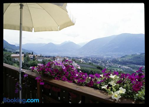 Apartmenthotel Ritterhof Suites & Breakfast - Scena - Balcony