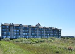 Best Western Lighthouse Suites Inn - Ocean Shores - Edificio