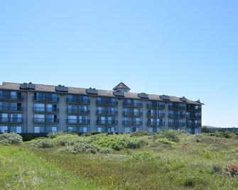 Best Western Lighthouse Suites Inn - Ocean Shores - Building