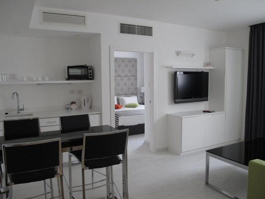 Best Western Regency Suites - Tel Aviv - Dining room