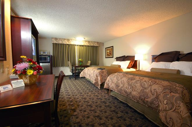 Red Lion Inn & Suites Vancouver - Vancouver - Makuuhuone