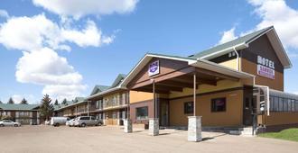 Knights Inn Edmonton South - אדמונטון - בניין