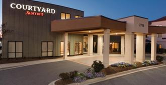 Courtyard by Marriott Charlotte Airport North - Charlotte - Edificio