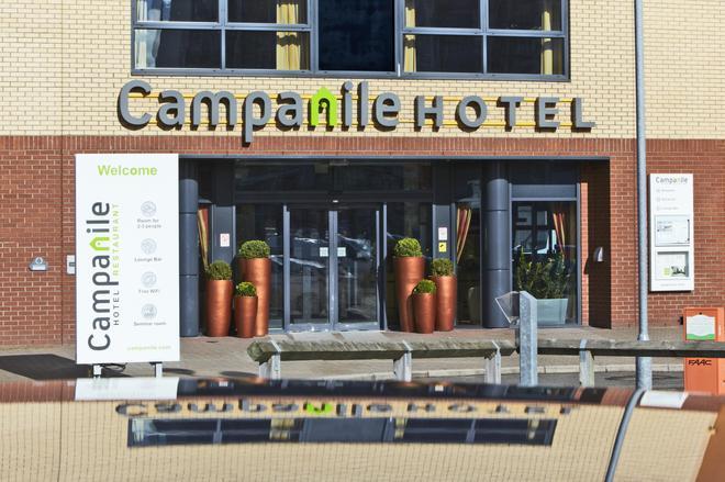 Campanile Hotel Glasgow - Secc - Glasgow - Edificio
