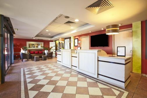 Campanile Hotel Glasgow - Secc - Γλασκώβη - Ρεσεψιόν