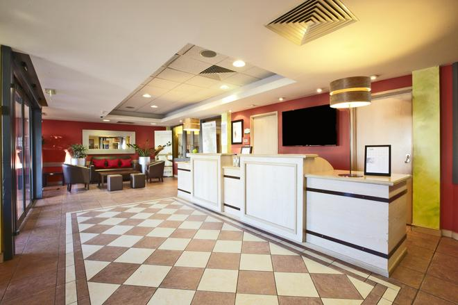 Campanile Hotel Glasgow - Secc - Glasgow - Reception