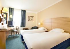 Campanile Hotel Glasgow - Secc - Glasgow - Camera da letto