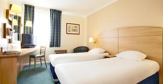 Campanile Hotel Glasgow Secc Hydro - Glasgow - Schlafzimmer