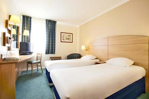 Campanile Hotel Glasgow - Secc - Γλασκώβη - Κρεβατοκάμαρα