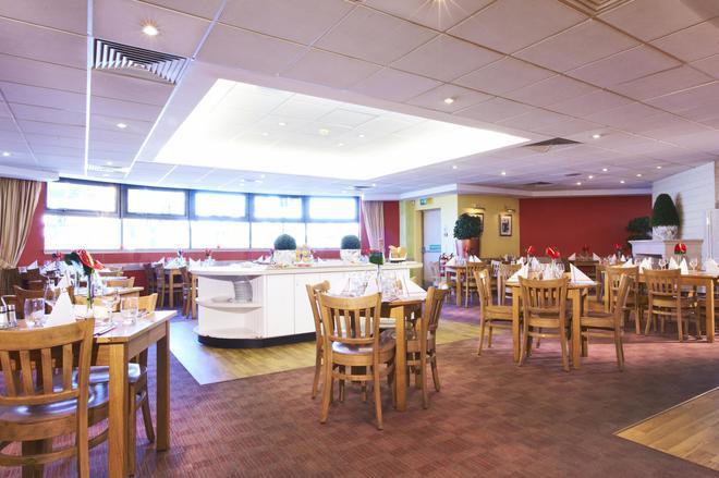 Campanile Hotel Glasgow - Secc - Глазго - Ресторан