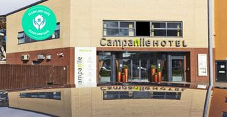 Campanile Hotel Glasgow - Secc - Glasgow - Bygning