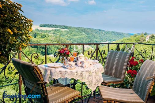 Burg-Hotel Relais Du Silence - Rothenburg ob der Tauber - Balcony