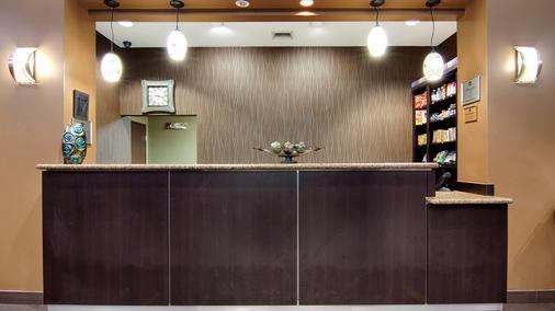Best Western Plus Seawall Inn & Suites by The Beach - Galveston - Lễ tân