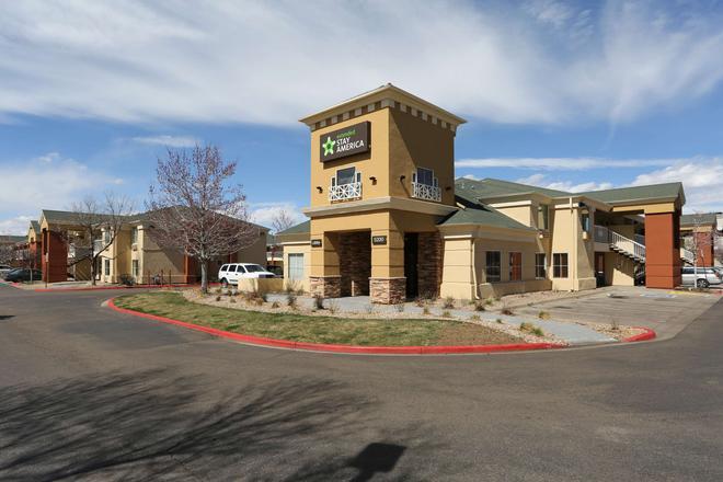 Extended Stay America - Denver - Tech Center - Central - Greenwood Village - Gebäude