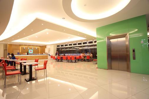 Tie Dao Hotel - Tainan - Front desk