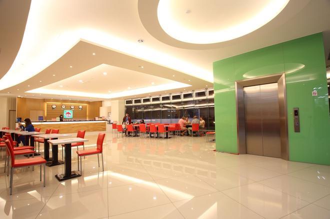 Tie Dao Hotel - Tainan - Vastaanotto