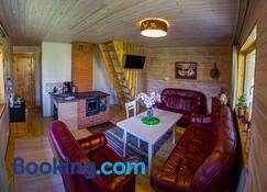 Holiday Home with Sauna - Kassari - Stue