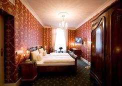 Heliopark Bad Hotel Zum Hirsch - Baden-Baden - Bedroom