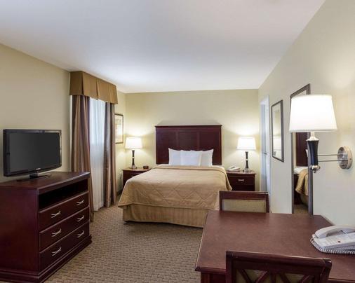 MainStay Suites - Houma - Bedroom