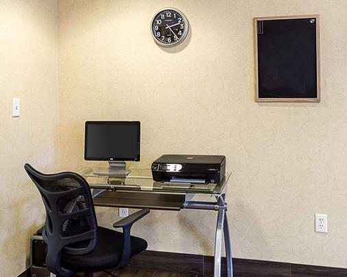 MainStay Suites - Houma - Business center