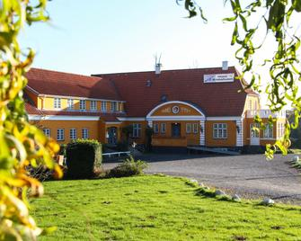 Krebshuset & Kelz0rdk - Soro - Building