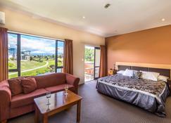 Waterfront Motels - Blenheim - Bedroom