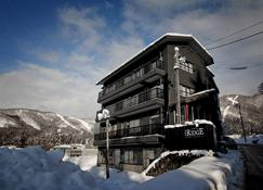 The Ridge Apartments Nozawa - Nozawa Onsen - Bâtiment