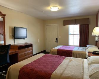 Budget Inn Madill - Madill - Ložnice