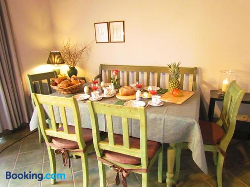 Ferienanlage Margaretenhof - Fehmarn - Dining room