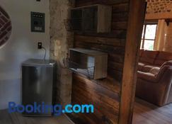 La Mora Casa de Campo - Huasca de Ocampo - Sala de estar