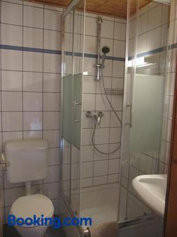 Pension Waldkrieber - Hermagor - Bathroom