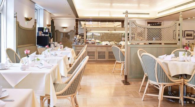Living Hotel Prinzessin Elisabeth - Munich - Restaurant