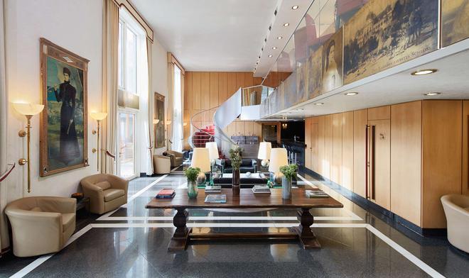 Living Hotel Prinzessin Elisabeth - Munich - Lobby