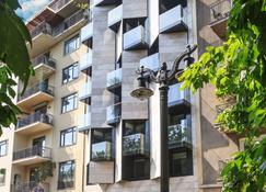 Hotel Ismael - Santiago - Toà nhà