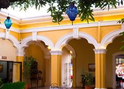 唐豪爾赫卡索納酒店 - 科利馬 - 科利馬 - 天井