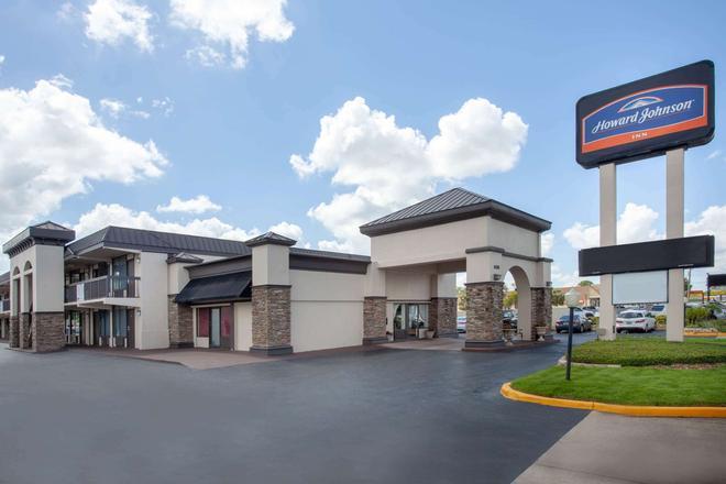 Howard Johnson by Wyndham Airport Florida Mall - Orlando - Rakennus
