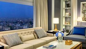 Fairmont Amman - Amman - Living room