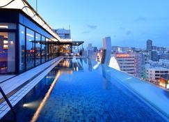 Hotel Aqua Citta Naha By Wbf - Naha - Outdoors view