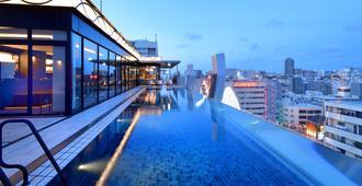 Hotel Aqua Citta Naha By Wbf - Naha - Vista del exterior