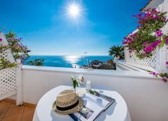 Residence Villa Yiara - Positano - Balcony