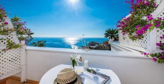 Villa Yiara - Positano - Balkon