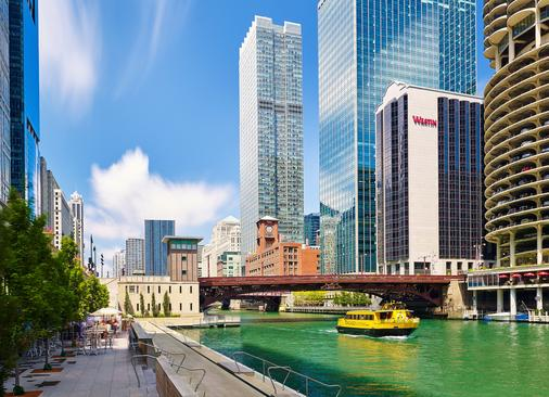 The Westin Chicago River North - Chicago - Building