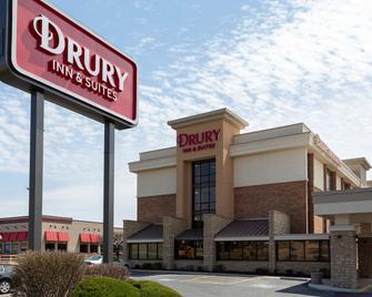 Drury Inn & Suites Kansas City Shawnee Mission - Merriam - Gebäude