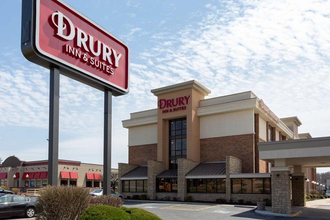 Drury Inn & Suites Kansas City Shawnee Mission - Merriam - Edificio