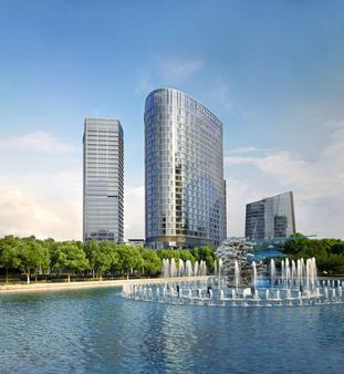 蘇州凱悅酒店 - 蘇州 - 建築