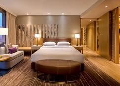 Hyatt Regency Suzhou - סוג'ואו - חדר שינה