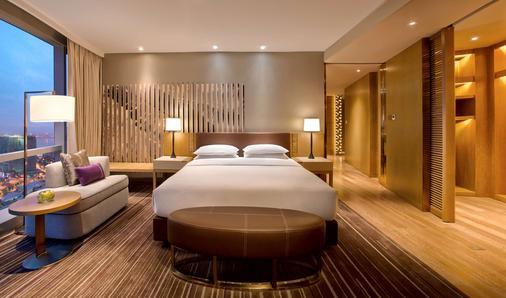 蘇州凱悅酒店 - 蘇州 - 臥室