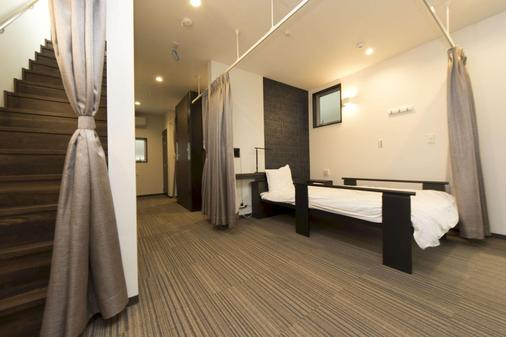 Ryoma Nishiooi I - Hostel - Tokyo - Bedroom